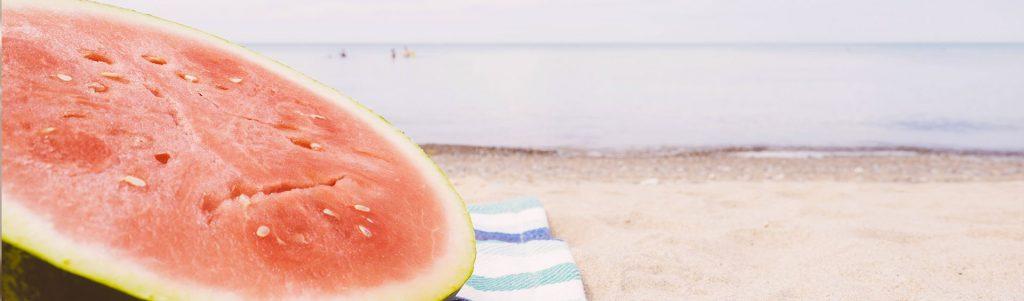 pasteque-sur-la-plage