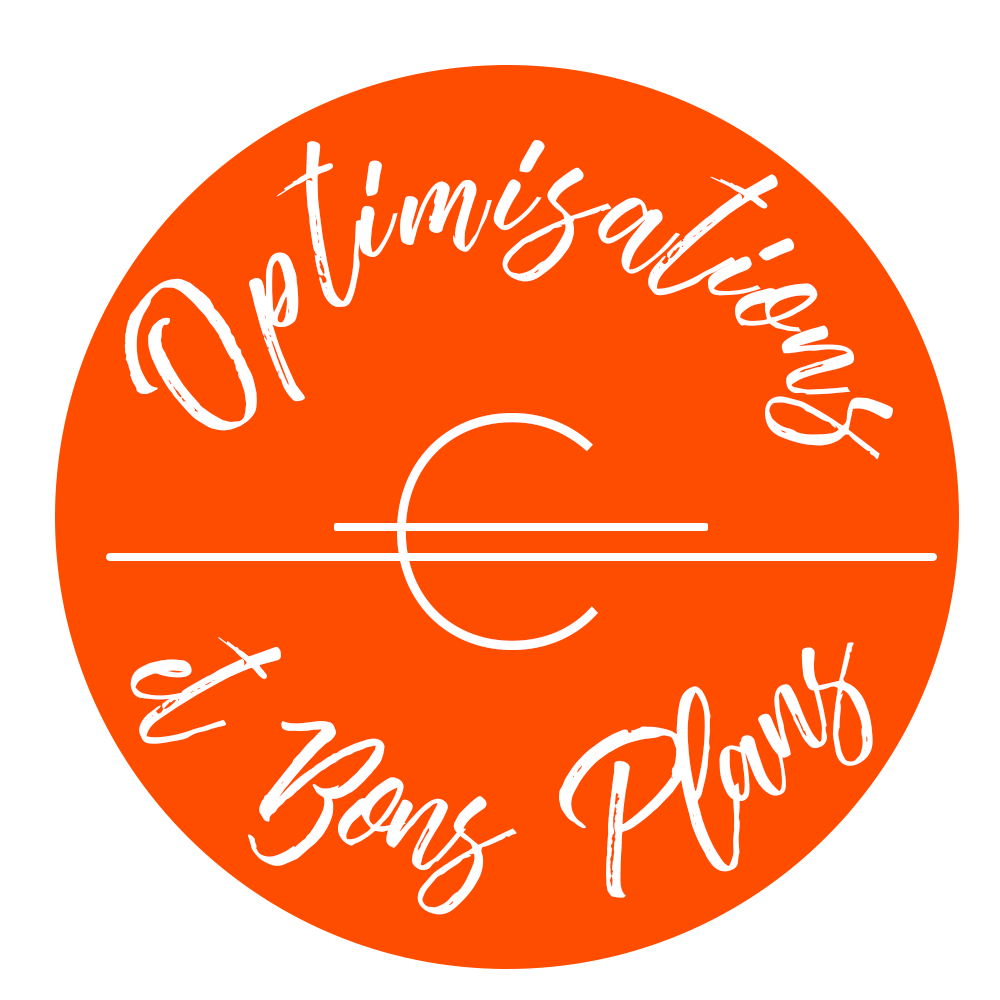 Optimisations et Bons Plans Logo