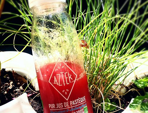 AZTEK, Pur jus de Pastèque