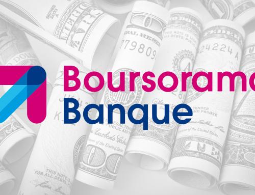 Boursorama, la banque en ligne sans frais cachés et qui rapporte !