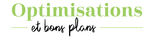 Optimisations et Bons Plans Logo